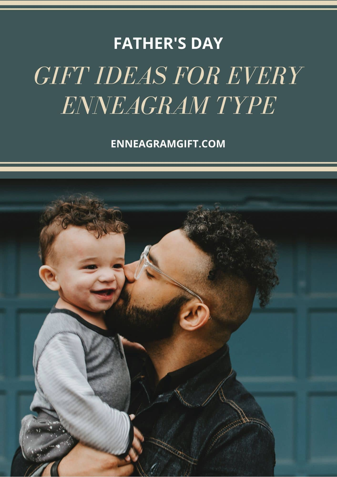 father's day gift ideas for each enneagram type