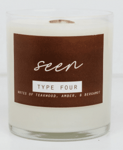 enneagram candles for type 4